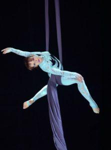 Воздушная гимнастика в Екатеринбурге