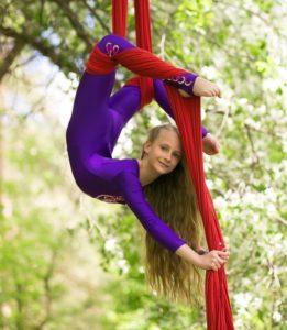 Воздугшная гимнастика для детей в Екатеринбурге